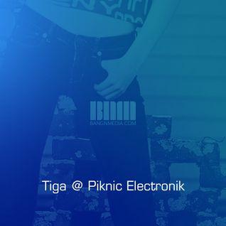 Tiga @ Piknic Electronik