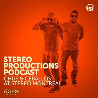 WEEK27_14 Chus & Ceballos Live From Stereo Montreal June 2014 (Opening First Hour)