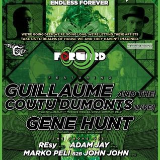 FORWARD Forever Endless With Gene Hunt