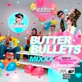 MURDAFUNK RADIOSHOW - 070615 - BUTTER BULLETS