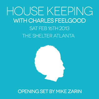 Mike Zarin - Opening Set for Charles Feelgood [2.16.13]