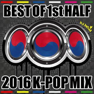 Best Of 2016 1st Half K-POP Mix