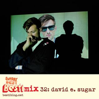Bestimix 32: David E. Sugar (Celebration of Curation Mix)