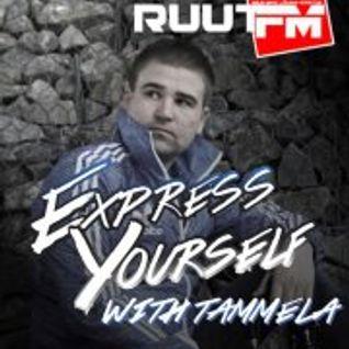 Express Yourself pres. La Beaute Club show @ Ruut FM 26.04.2013 www.ruutfm.ee