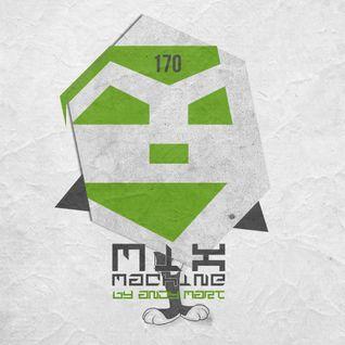 Andy Mart - Mix Machine@DI.FM 170