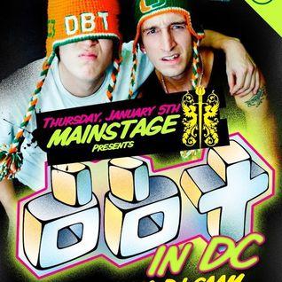 DBT Live @ Josephine's Nightclub, Washington D.C. 1/5/11