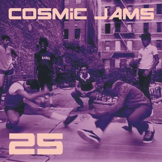 Cosmic Jams Vol.25