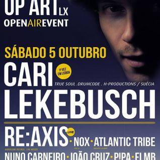 P!PA @ Cari Lekebusch Open Air @ Op Art