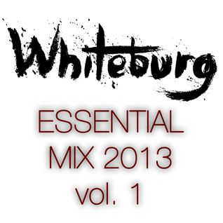 Whiteburg - Essential Mix 2013 vol. 1