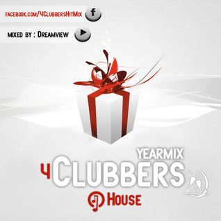 4Clubbers Hit Mix - Top Year 2012 - House CD1