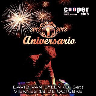 Mixtape Aniversario Cooper Club (DJ Mix by David Van Bylen)