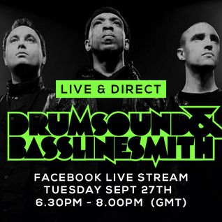 Drumsound & Bassline Smith - Live & Direct #5 (20/0916)