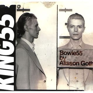 BOWIE55 - Mixtape King55 by Alisson Gothz