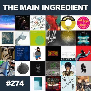 The Main Ingredient Radio Show NYC - Episode #274