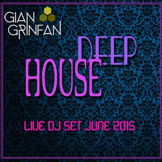 Deep House Live Set June 2015