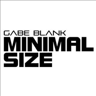 Gabe Blank - Minimal Size 058