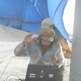 Dr. 42 @ Bass Henge - Burning Man 2012 (swing, electro, moombahcore)