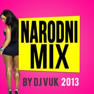 Narodni Mix by DJ Vuk
