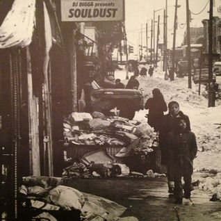 Souldust by DJ Digga (2013)