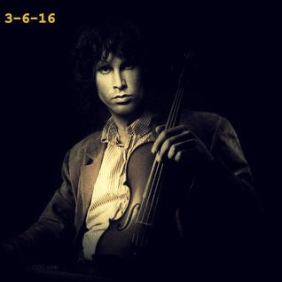 DIARIO III - con Jim Morrison (3-6-16)