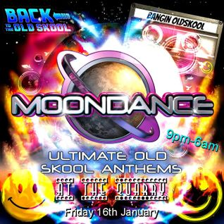 Mashy Live @ Moondance (16th January 2015)