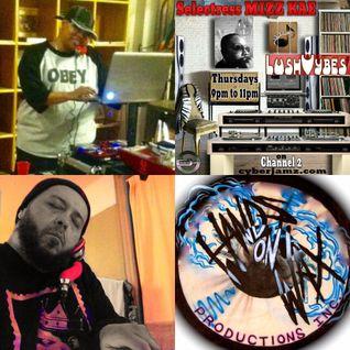 The Best of Both Worlds: Selectress MizzKae & DJ Angel B