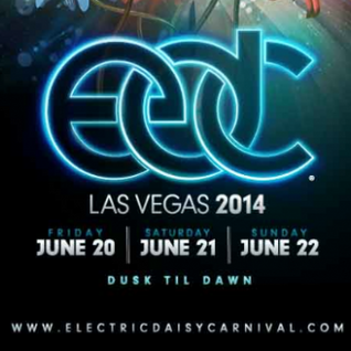 Knife Party - Live @ Electric Daisy Carnival Las Vegas - 21.06.2014