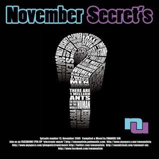 Emanuel Sin archives_November 2009