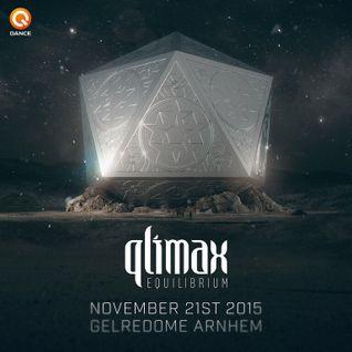 DJ Isaac | Qlimax 2015 | Equilibrium