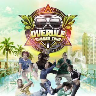 OVERULE SUMMER TOUR 2011 Mixtape