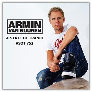 Armin van Buuren – A State Of Trance ASOT 752 – 25-FEB-2016 ASOT 752