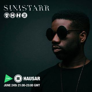 Guest Mix for Sinistarr on Hausar/ FM Xtra Radio (Iceland)