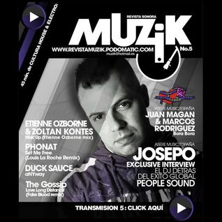 Muzik No.5 Latin Electro Special