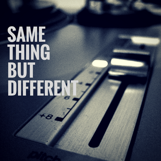 Groovetech Presents - Same Thing But Different 001