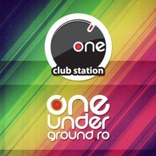 Dj Mad Aleen |Radio Podcast | One Underground [01.06.2014]