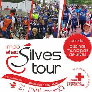 Entrevista -  Marcha Silves Tour - Rosa Palma e Márcia Manteigas CMSilves -19Abr