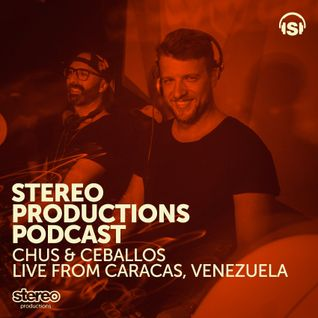 WEEK48 2014 Chus & Ceballos Live from Caracas, Venezuela, Nov'14