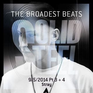 Solid Steel Radio Show 9/5/2014 Part 3 + 4 - Stray