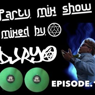 Party mix show EPISODE.1/mixed by DJ Ryo