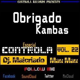 Controla Vol. 22 (Especial) - Dj. Malcriado