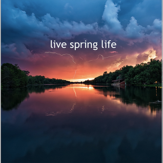 live spring sunset 2012