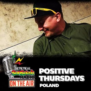 Positive Thursdays special show from Rototom Sunsplash 2016 (18th August 2016)