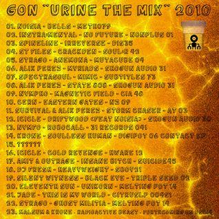 Melting Podcast 17 - GON - Urine The Mix