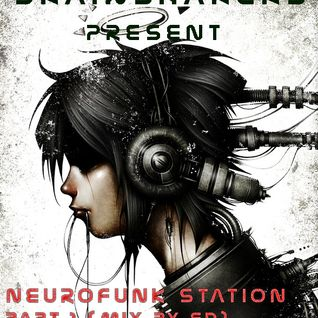 Brainshakers presents - Neurofunk station part 1 (mix by Ed) 2009 year