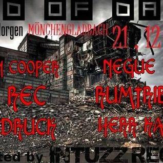 @EndofDays- 211.12.2012 - Intuzz Records Mönchengladbach