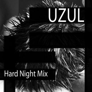 hard night mix - mixed by  Uzul - Bassmusic - 2014