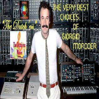 The Very Best Choices of Giorgio Moroder