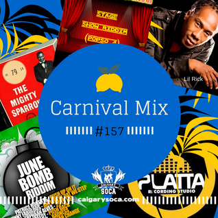 Carnival Mix #157 - Barbados Soca 2014 ft. Lil Rick