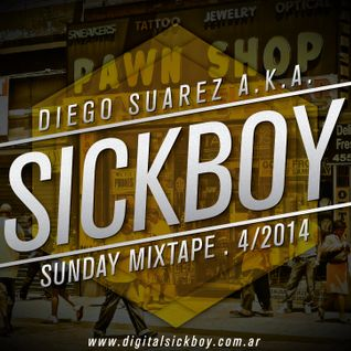 SickBoy Mixtape [Abril2014]