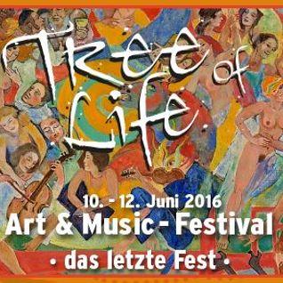 Scheibosan & Klangmüller @ Tree of Life Gathering 2016 @ Seedcamp  Kautzen  Waldviertel - 120616